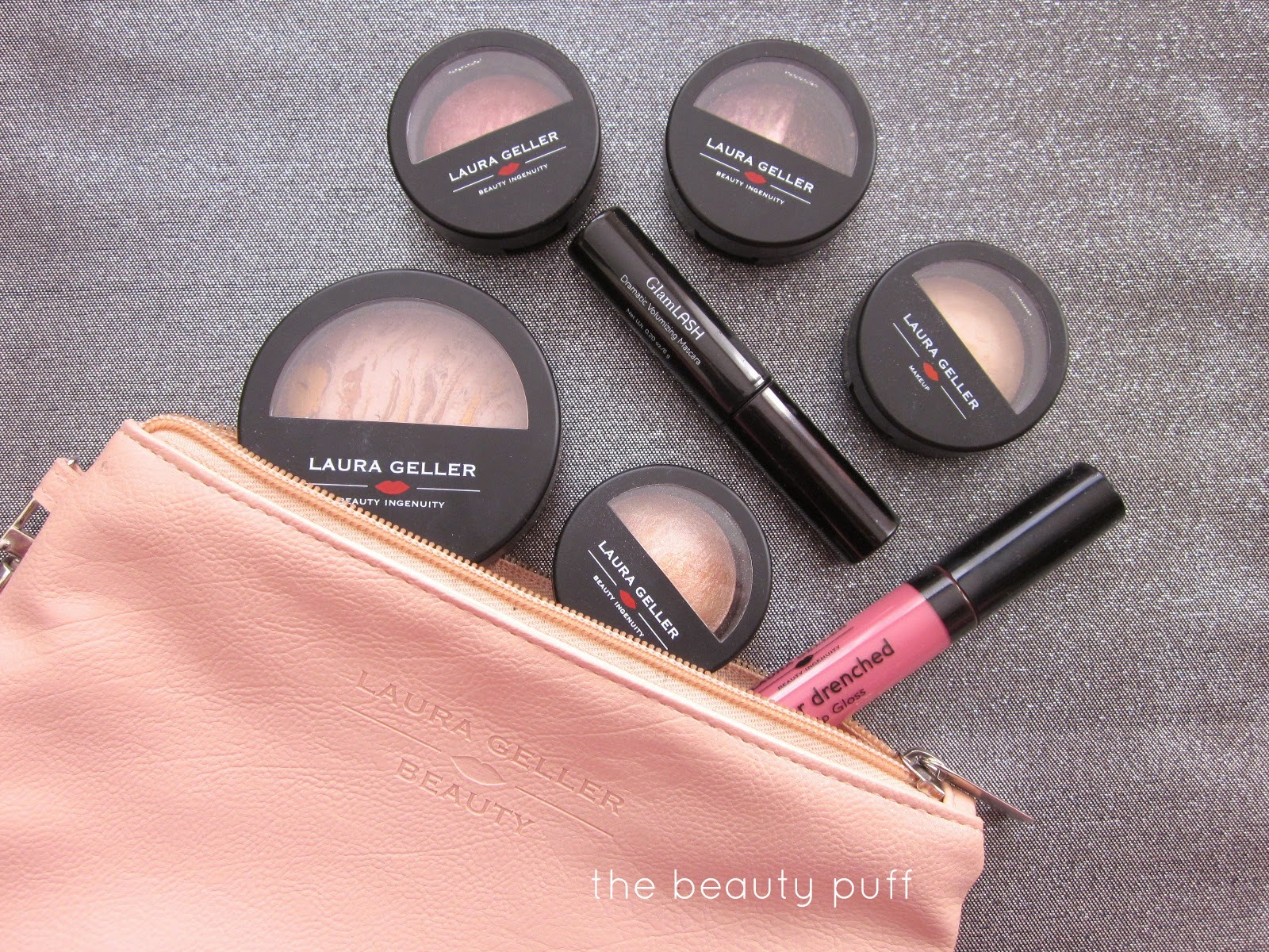 laura geller must-haves - the beauty puff