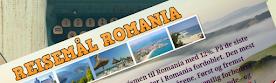 VÅR TURISTINFO-SIDE OM ROMANIA