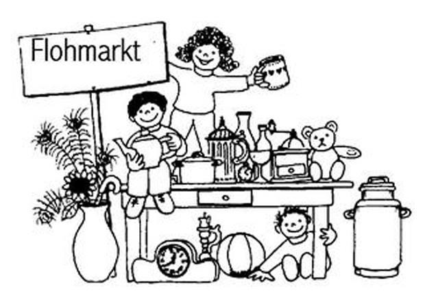 FeierFreundlicher Flohmarkt