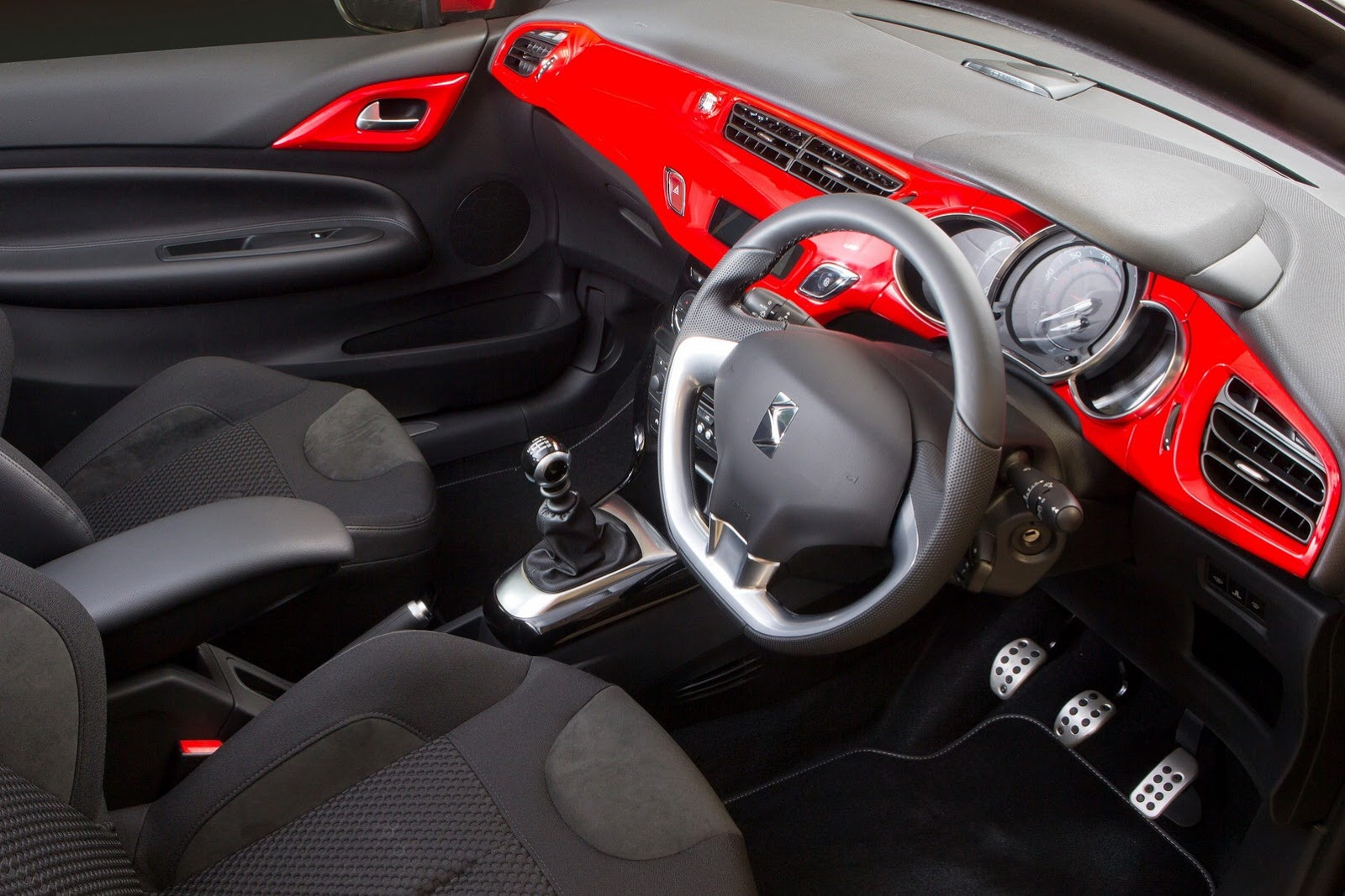 Citroen DS3 Red Editions