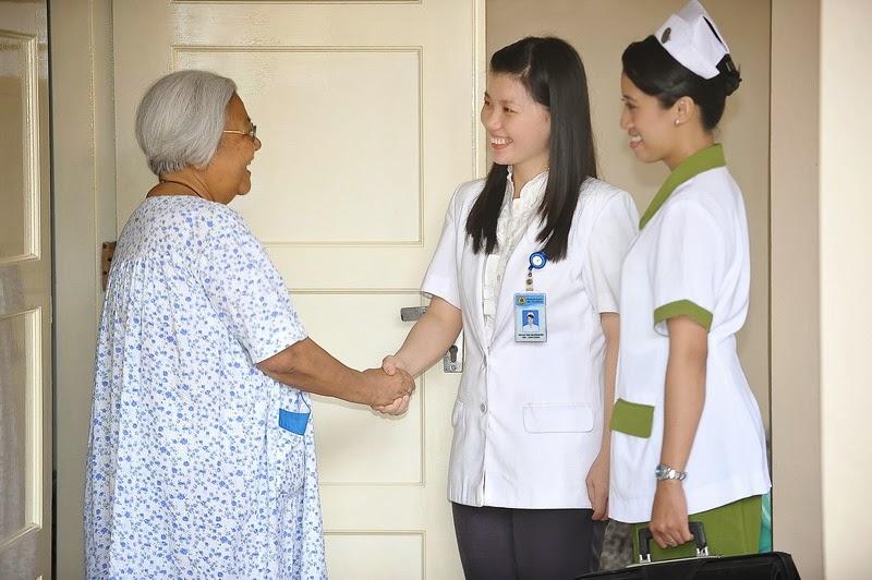 Lahan Kerja Perawat