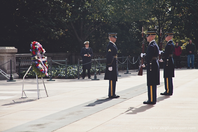 """""""changing of the guard"""""""