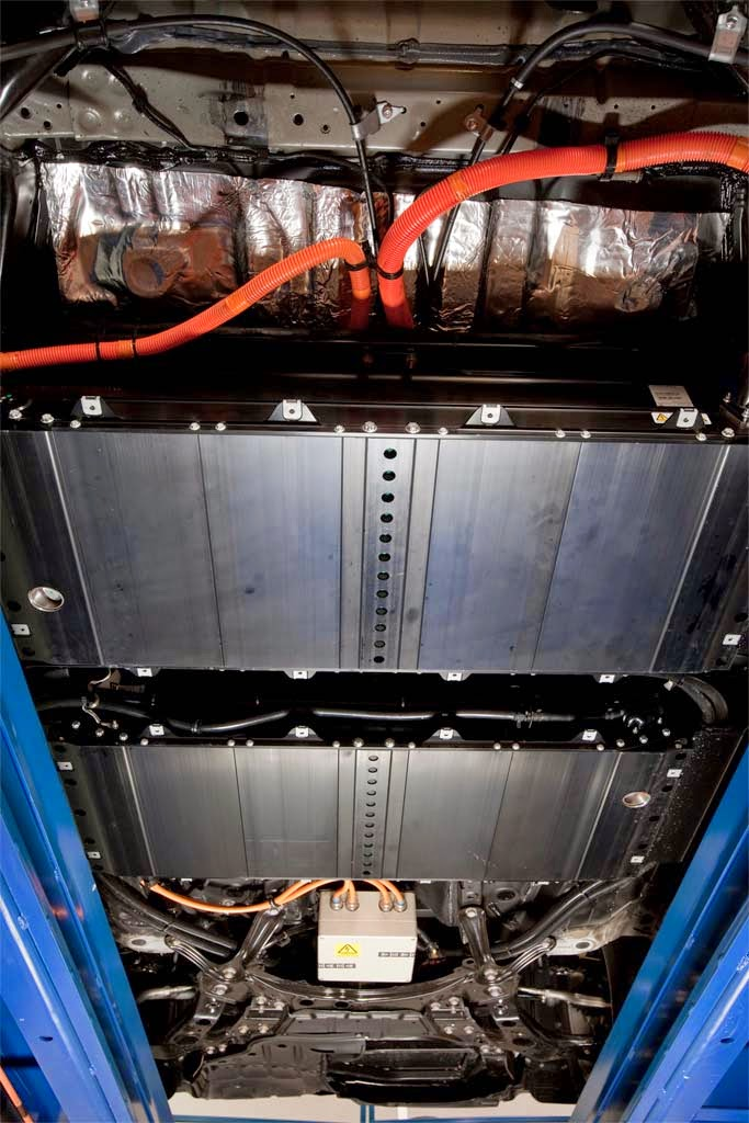 Tesla Battery Pack Tear Down Electric Vehicle News