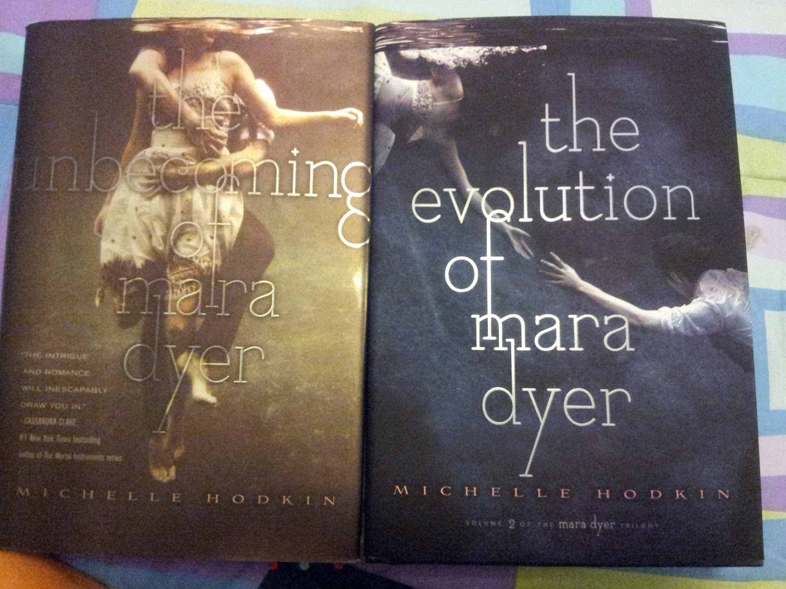 Signing Michelle Hodkin Did On Oct 25 At Books And Books