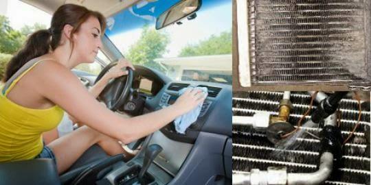 Tips cara Merawat AC Mobil