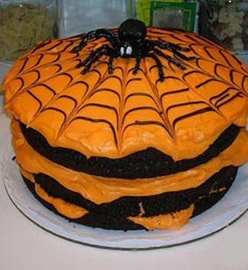 Easy Cake Decorating Halloween : Stylish by S: Adoro os doces de Halloween,