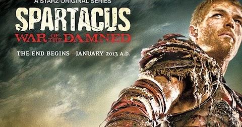 Watch Spartacus Season 3 Episode 1 Online free: Enemies of ...