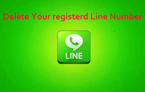 how-to-delete-registered-mobile-number-from-line-messenger