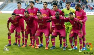 Última alineación de Paco Herrera con UD Las Palmas