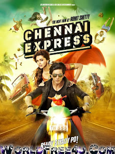 Cover Of Chennai Express (2013) Hindi Movie Mp3 Songs Free Download Listen Online At worldfree4u.com