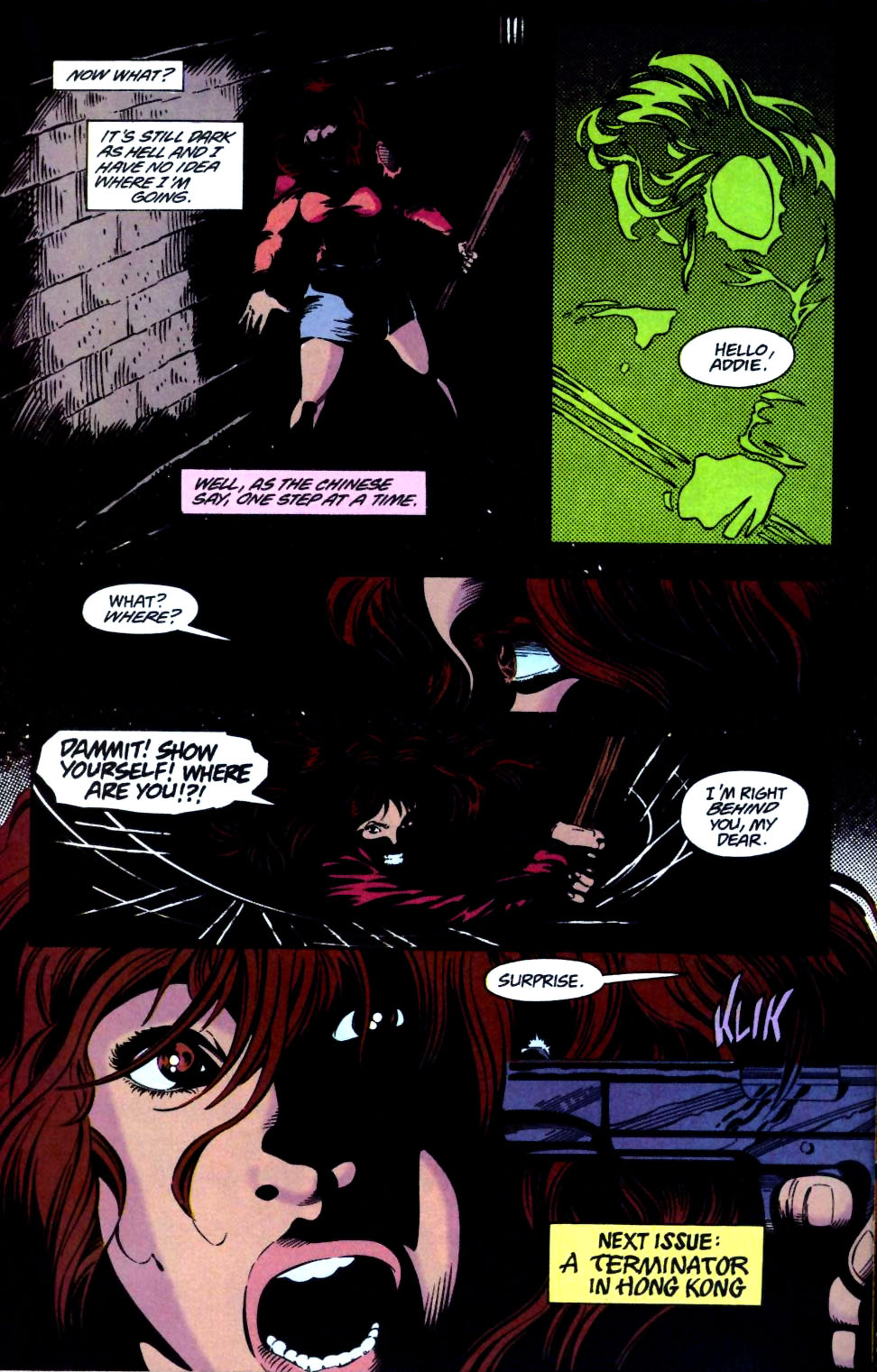 Deathstroke (1991) Issue #28 #33 - English 25