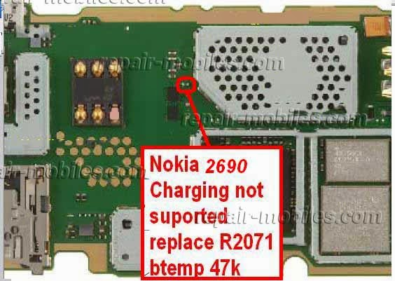 2690 charging problem not supported solution mobile solution rh gsmsolution365 blogspot com Nokia 3120C nokia 2690 schematic diagram free download