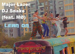 Lyrics Major Lazer & DJ Snake Feat Mo - Lean On