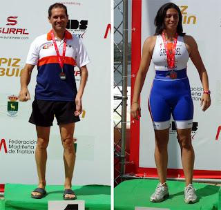 Triatlón Aranjuez en Cervera de Buitrago