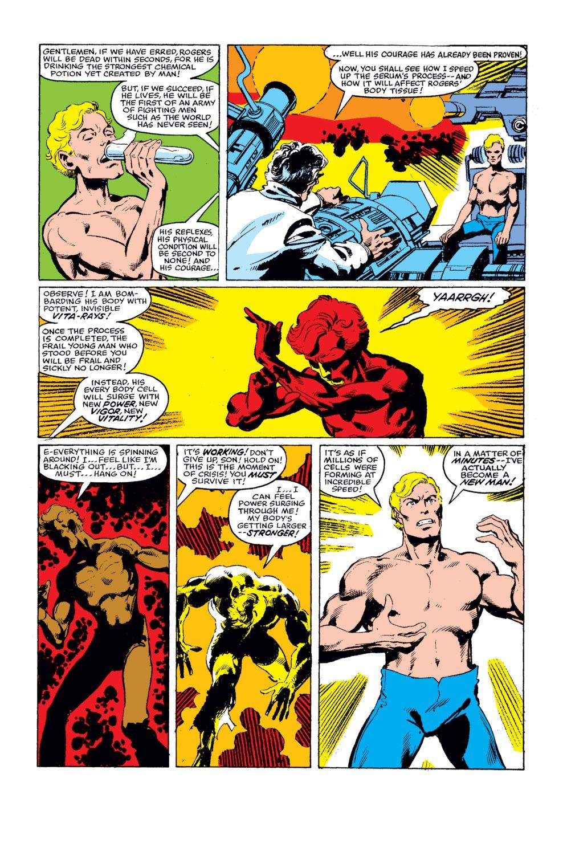 Captain America (1968) Issue #255 #170 - English 7