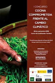 I Concurso de Cocina Comprometida al Cambio Climático.