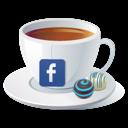 estoy en el facebook