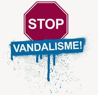 kesan vandalism