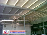 SEAKA FOAM Spray Insulation