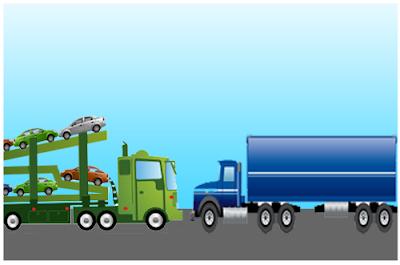 Auto Transport modes