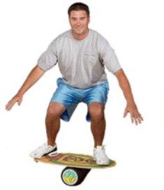 Balance Board merek Indo Board