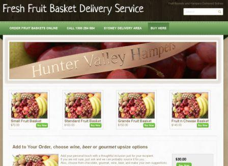 Fresh Fruit Delivery Service Sydney