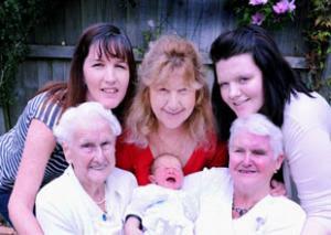Rekor Keluarga Besar