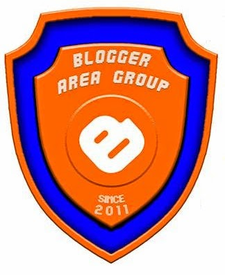I'm at Blogger Area Group