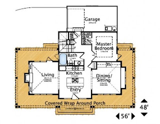 Planos de casas modelos y dise os de casas agosto 2012 for Planos de cocinas de 9 metros cuadrados