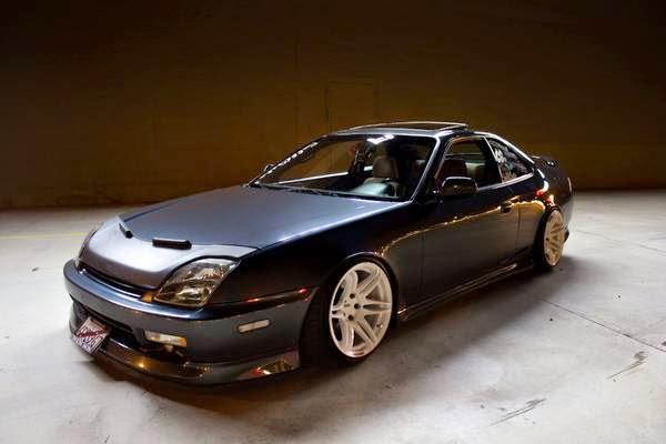 Awesome 1997 Honda Prelude Sh Auto Restorationice