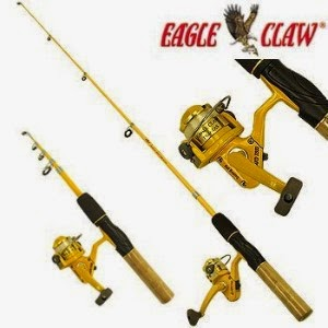 Spinning Rod From Eagle Claw
