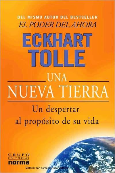 Una nueva tierra, Eckhart Tolle