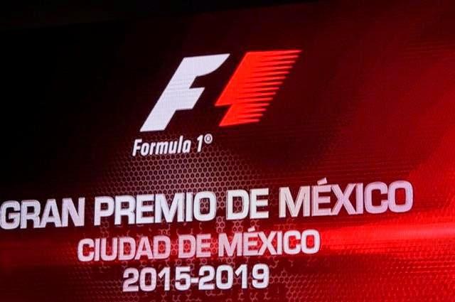 Fórmula 1 en México año 2015