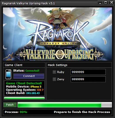 Ragnarok Valkyrie Uprising Hack Cheat Tool Working [No ...