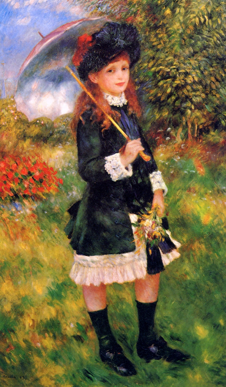Pierre auguste renoir portrait tutt 39 art pittura for Auguste renoir