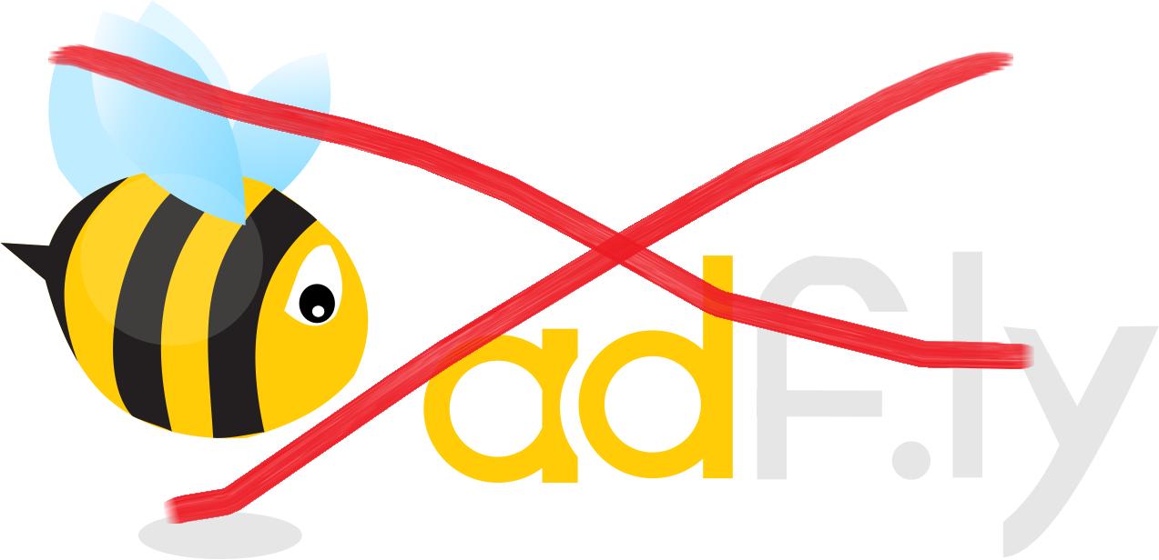 cara menghindari adf.ly