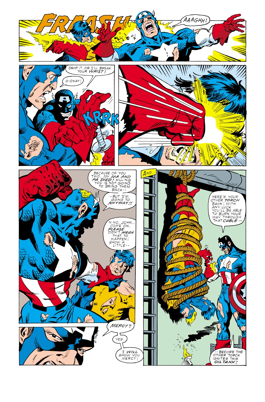 Captain America (1968) Issue #347 #277 - English 22