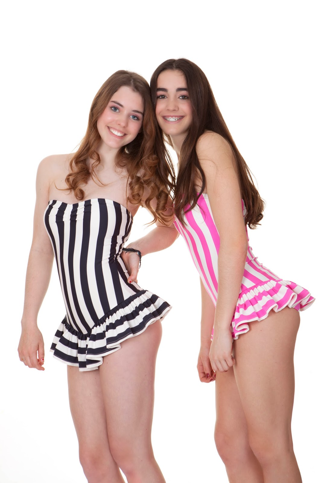 Moda infantil colecci n moda ba o 2014 para mujer y ni a - Moda bano ...