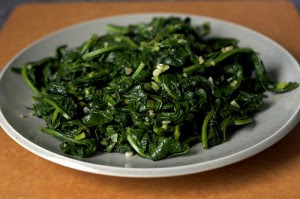 My Recipes Spinach, tips cooking food