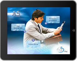 iPad Software comercial