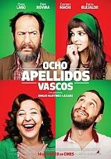 Carátula del DVD Ocho apellidos vascos