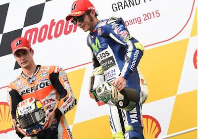 Karena Fans, Kini Rossi Siap 'Berburu' Lagi di GP Valencia