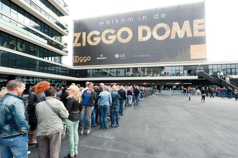 Givani's Carpe Diem !!!: Ziggo Dome Geopend