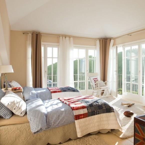 Espacio style qu son las cortinas - Cortinas para dormitorio juvenil ...