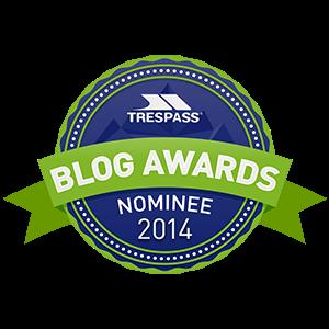 Outdoor Blog Awards 2014
