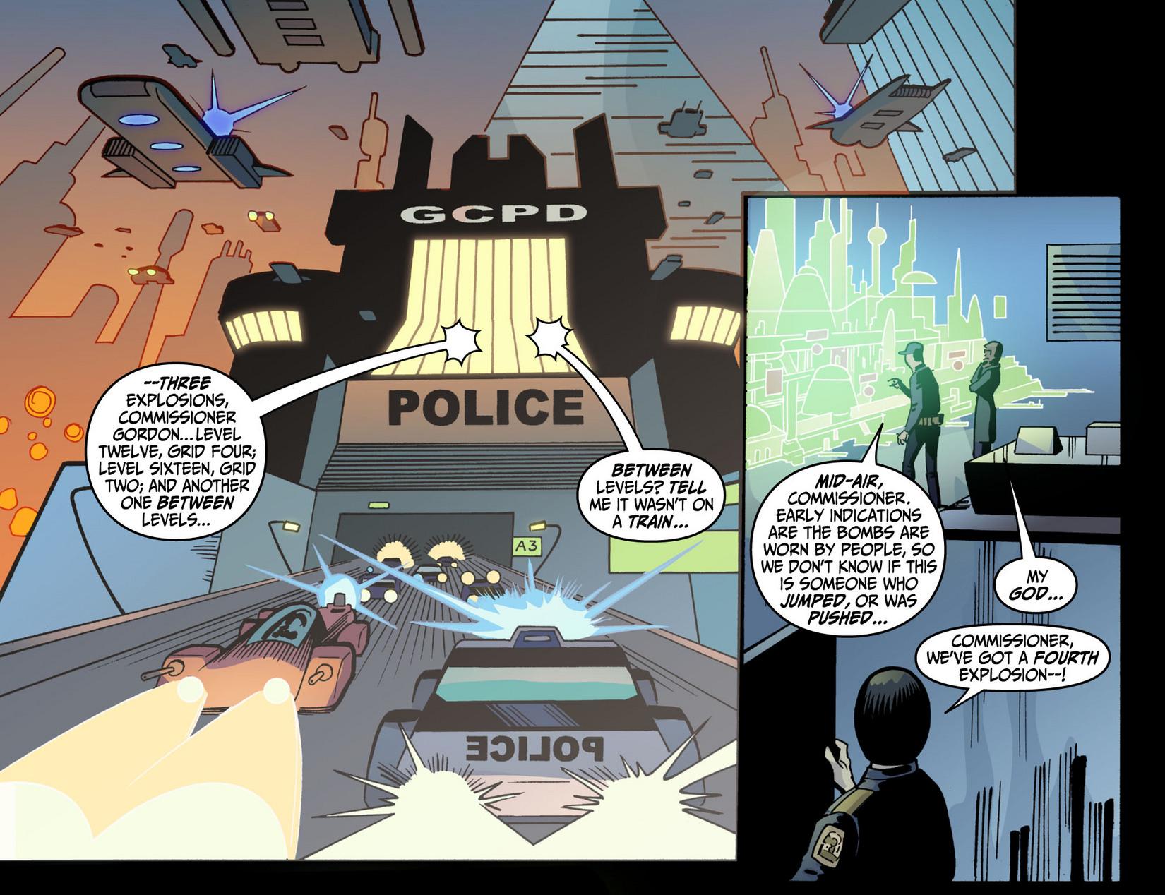 Batman Beyond (2012) Issue #12 #12 - English 9