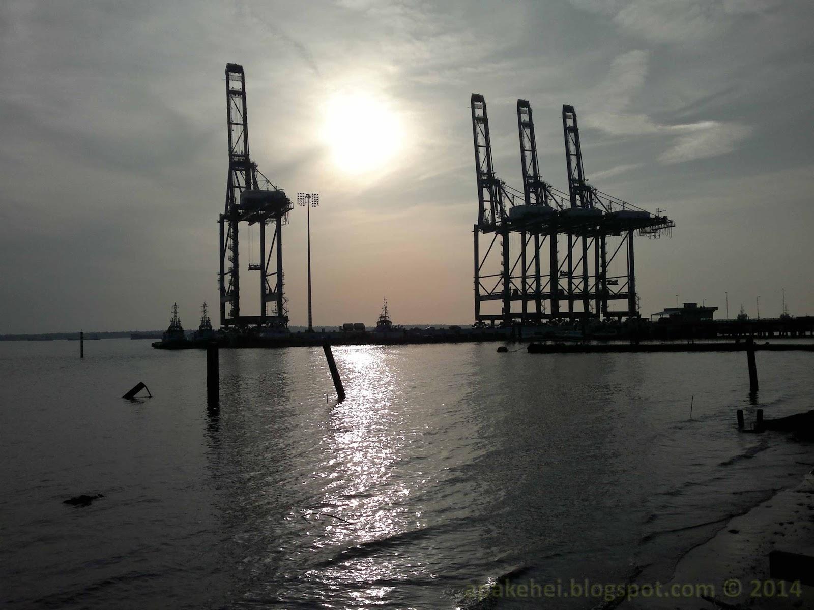 Tanjong Harapan, Klang