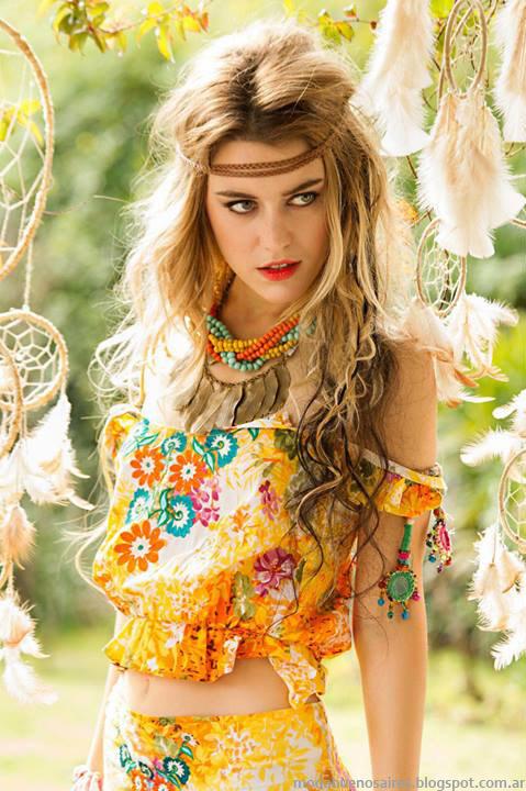 Moda verano 2015 lokks de la colección Sophya pimavera verano 2015.