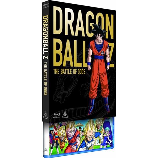 Dragon Ball Z : Battle of Gods, Toei Animation, Actu Japanime, Japanime, Blu-ray, Akira Toriyama,