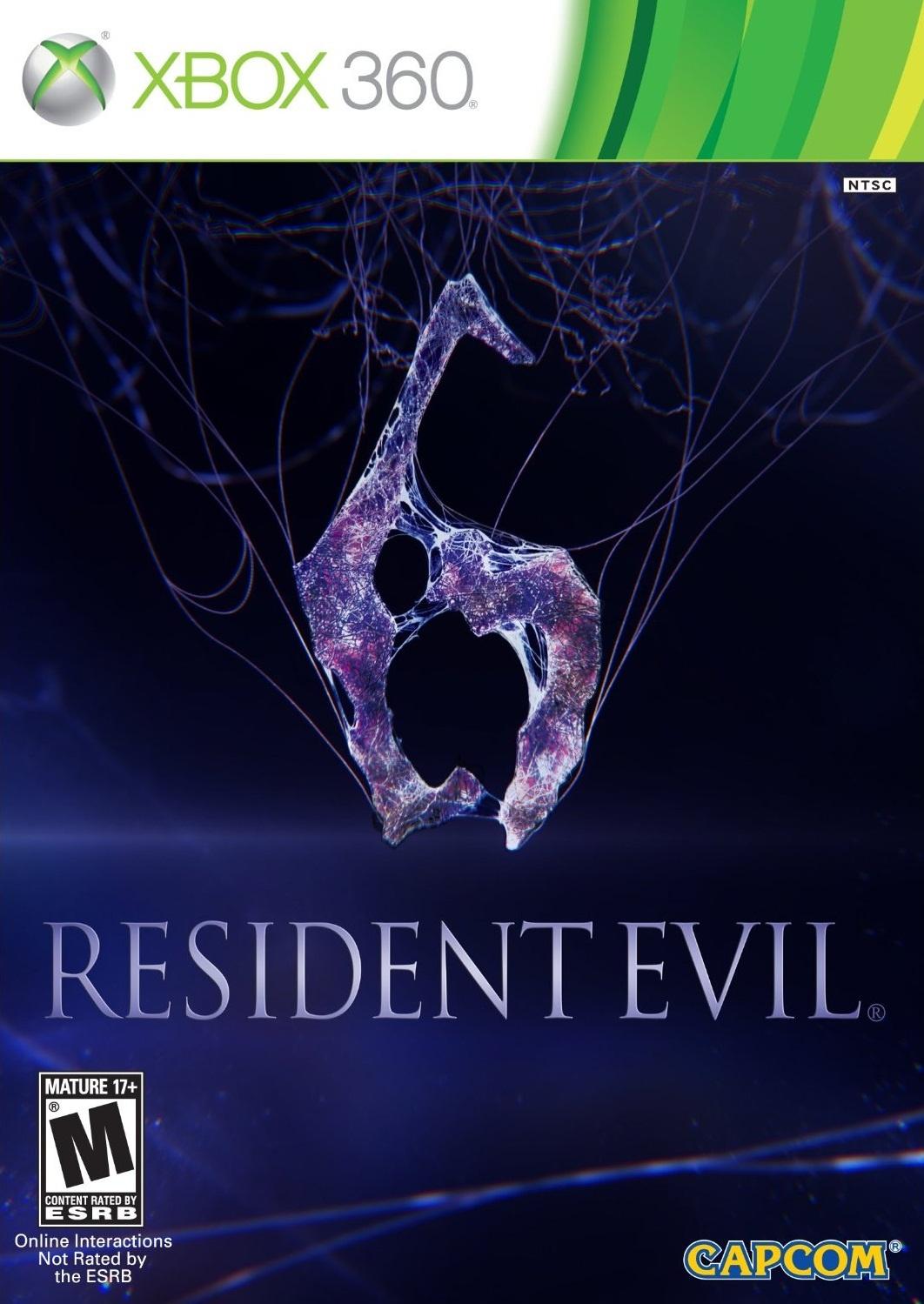 Download Resident Evil 6 em torrent - Xbox360